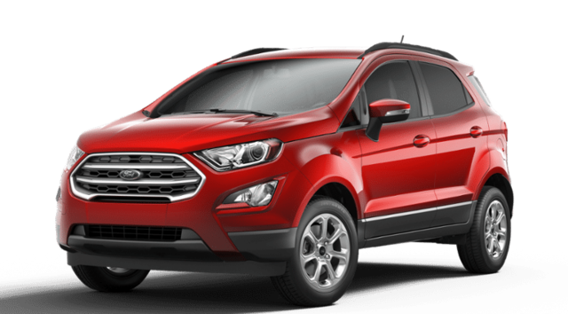 New 2019 Ford EcoSport SE SUV for sale near you in Draper, UT